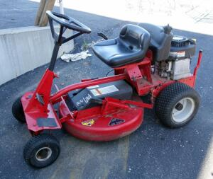 Snapper Riding Mower, Needs Tune Up, Not Currently Starting