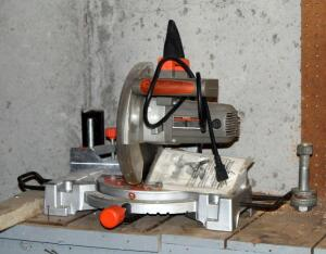 Terrateck 10 Inch Mitre Saw Model PMS10