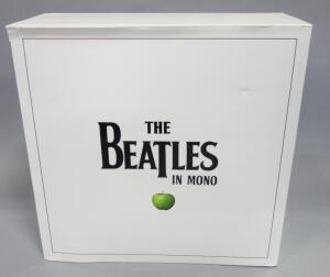 The Beatles In Mono Vinyl 14 LP 180-gram Box Set, With Outer Slip Cover, 2014