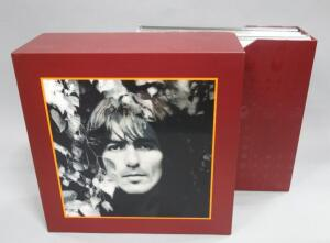 George Harrison 180-gram Limited Vinyl Box Set, All His Solo Work, Holographic Box Front, 18 LPs, Unplayed, Box Has Split, 2017