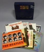 "The Beatles E.P. Collection, 15 x 7"" Vinyl, 45rpm, Picture Sleeves, Parlophone Labels, Push-Out Centre, 1981 Box Set, BEP-14 - 2"