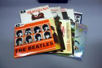 "The Beatles E.P. Collection, 15 x 7"" Vinyl, 45rpm, Picture Sleeves, Parlophone Labels, Push-Out Centre, 1981 Box Set, BEP-14 - 3"