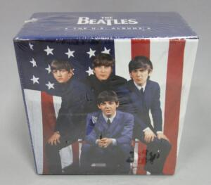 The Beatles 2014 The U.S. Albums CD Box Set, Sealed, New