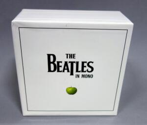 The Beatles In Mono, 2009 Remastered Mono 13 CD Box Set