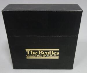 The Beatles Compact Disc EP Collection, 15 Discs, 1992 Box Set, C2-15852