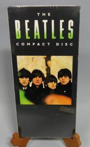 The Beatles Beatles For Sale Longbox Long Box CD West Germany, Sealed, New