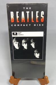 The Beatles With The Beatles Longbox Long Box CD West Germany, Sealed, New