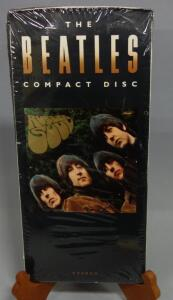 The Beatles Rubber Soul Longbox Long Box CD West Germany, Sealed, New