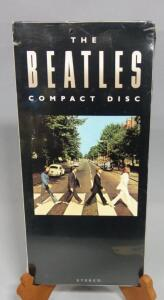 The Beatles Abbey Road Longbox Long Box CD West Germany, Sealed, New