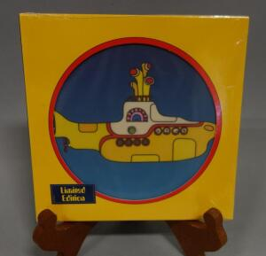 "The Beatles Yellow Submarine 7"" Picture Disc Limited Edition Vinyl, 2015 Record Store Day New"