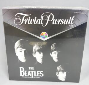 The Beatles Trivial Pursuit Game, Collector's Edition, Sealed, 2009