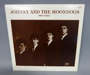 Johnny And The Moondogs Silver Days, Early Live Pre-Beatles, M16051 Warwick, Unofficial Release, EX Vinyl