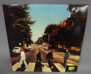 The Beatles Broad Road, Alternative Abbey Road Versions, 1975 Sapcor 40, Unofficial Release, NM Vinyl