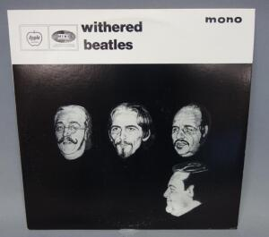 The Beatles Withered Beatles, 2 x LP, Sapcor 30, Unofficial Release, NM Vinyl