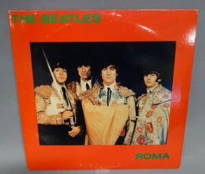 The Beatles Roma, Live In Rome June 27, 1965, 2 x LP, Italy Unofficial Release, #868/1000, NM Vinyl