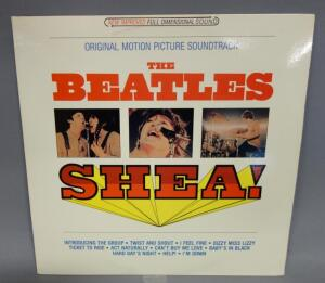 The Beatles SHEA!, Unofficial Release, NM Vinyl