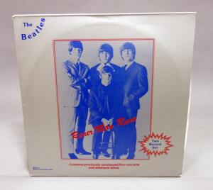 The Beatles Rarer Than Rare, Alternate Takes, Unreleased Concerts, 2 x LP, , Unofficial Release, NM Vinyl