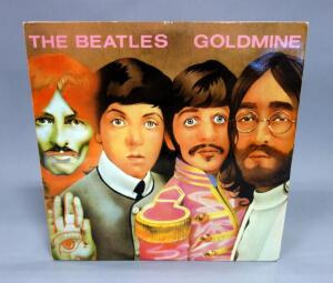 The Beatles Goldmine, 2 x LP, Red Colored Vinyl, Suma 8086, Unofficial Release, NM Vinyl