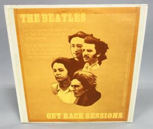 The Beatles Get Back Sessions, Brand X Prod. TMQ 71024, Unofficial Release, NM Vinyl