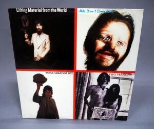 The Beatles Lifting Material From The World, 2 x LP, Sapcor 43, Unofficial Release, NM Vinyl