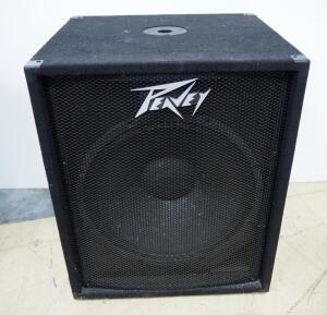 Peavey Sub Speaker Model PV118 Sub Woofer