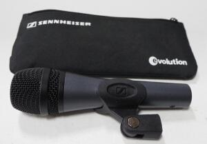 Sennheiser E835 Microphone, In Soft Case