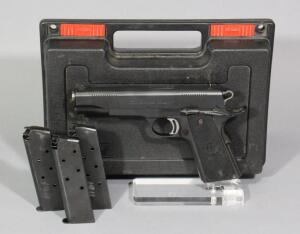Charles Daly 1911 .45 ACP Pistol SN# CD011505, 3 Total Mags, In Hard Case