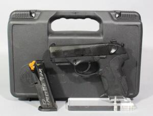 Beretta PX4 Storm 9mm Pistol SN# PX140170, 2 Total Mags, In Hard Case