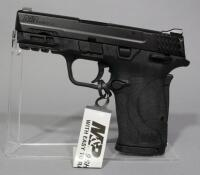 Smith & Wesson M&P9 Shield EZ 9mm Luger Pistol SN# NFB9662, 2 Total Mags And Paperwork, In Original Box - 2