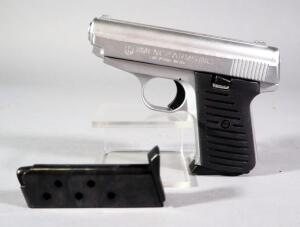 Jimenez J.A. 380 .380 Auto Pistol SN# 113416, With 2 Total Mags