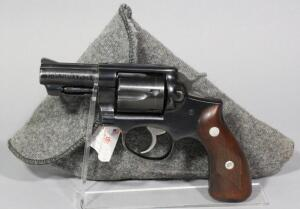 Ruger Speed-Six .357 MAG 6-Shot Revolver SN# 158-52184, In Soft Case