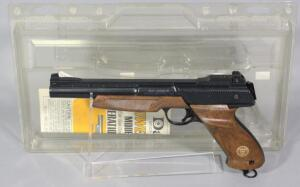 Daisy Powerline Model 1200 .177 Cal Gas Operated CO2 BB Pistol, Never Fired, With Manual, In Original Package