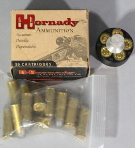 .44 Special Ammo, Approx 40 Rds And HKS CA-44 5-Rd Speed Loader, Local Pickup Only