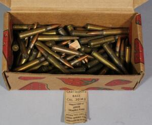 Military Surplus 30-06 M2 Ammo, Approx 110 Rds, Local Pickup Only