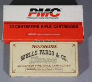 Winchester And PMC 30-30 Ammo, Approx 40 Rds, Local Pickup Only