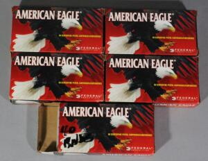 American Eagle .45 G.A.P. Ammo, Approx 235 Rds, Local Pickup Only