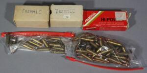 .30 Carbine Ammo, Includes Norinco, Federal And Unmarked, Approx 205 Rds, Local Pickup Only
