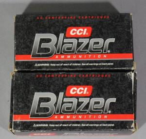 CCI Blazer .45 Auto Ammo, Approx 100 Rds, Local Pickup Only