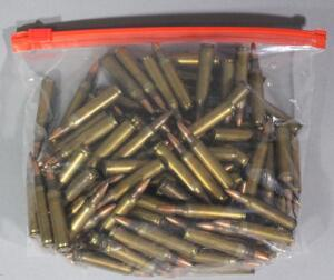 .223 Cal Ammo, Approx 120 Rds, Local Pickup Only