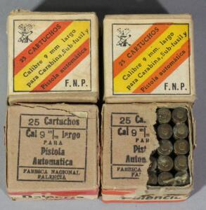 FNP 9mm Largo Ammo, Approx 100 Rds, Local Pickup Only
