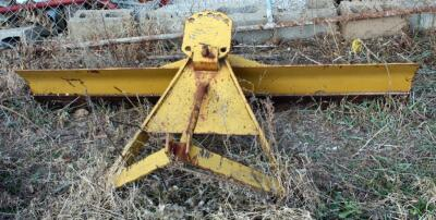 3-Point Hitch Blade, 6ft