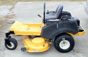 Cub Cadet RZT Gas Powered Zero Turn Mower With 50in Deck And Kohler Courage 725 CC Motor, Unknown Hours