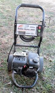 Kohler Series 3000 Gas Powered Pressure Washer, Max PSI 3000, 196 CC Motor, Like New, No Spray Nozzle