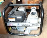 Kohler Series 3-in-1 Gas Powered Portable Water Pump, Model RH265