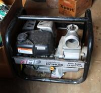 Kohler Series 3-in-1 Gas Powered Portable Water Pump, Model RH265 - 2
