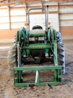 John Deere 5310 Diesel Tractor With Hydraulic Front Bale Spike, 1861.2 Hours Showing, 64HP, Sync Shuttle Transmission, Front Wheel Assist, See Description For Video - 11