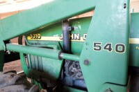 John Deere 5310 Diesel Tractor With Hydraulic Front Bale Spike, 1861.2 Hours Showing, 64HP, Sync Shuttle Transmission, Front Wheel Assist, See Description For Video - 13
