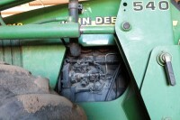 John Deere 5310 Diesel Tractor With Hydraulic Front Bale Spike, 1861.2 Hours Showing, 64HP, Sync Shuttle Transmission, Front Wheel Assist, See Description For Video - 15