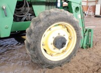 John Deere 5310 Diesel Tractor With Hydraulic Front Bale Spike, 1861.2 Hours Showing, 64HP, Sync Shuttle Transmission, Front Wheel Assist, See Description For Video - 22