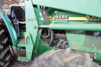 John Deere 5310 Diesel Tractor With Hydraulic Front Bale Spike, 1861.2 Hours Showing, 64HP, Sync Shuttle Transmission, Front Wheel Assist, See Description For Video - 23